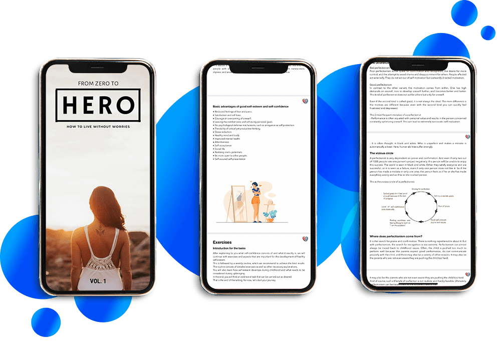 """Insights of the """"from zero to HERO"""" ebook."""